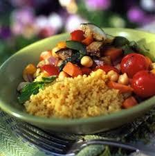 cuisine marocaine couscous couscous léger aux légumes du sud recettes de cuisine marocaine