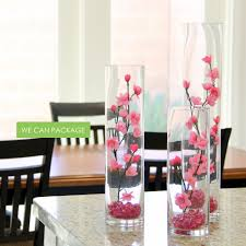 diy wedding centerpieces vases cherry blossom vase decor 4