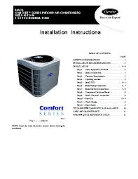 carrier air conditioner manual all about air conditioner