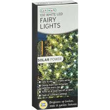 Solar Fairy Lights Australia by Gardman Fairy Lights 100pk Woolworths