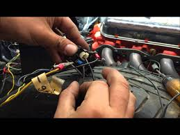 how to test gm mechanical horn relay chevelle a body youtube