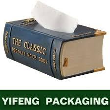 tissue paper box exquisite book shape tissue paper box handkerchief box buy