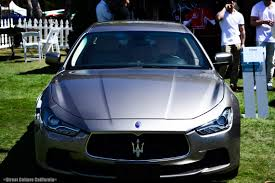 maserati california monterey car week concorso italiano street culture california