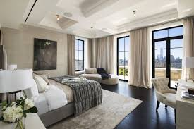 Art Deco Bedroom Furniture by Two Sophisticated Luxury Apartments In Ny Includes Floor Plans