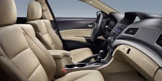 lexus interior parchment the ilx interior shown here in parchment colored leather is