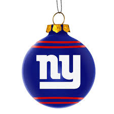 ny giants glass ornament 887849587462 calendars
