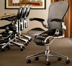 Herman Miller Padded Blue Vintage Chair Herman Miller Aeron Chair Review Interiors Design Ideas