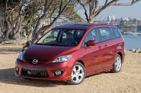 mazda premacy 2010 mazda5 minivan specifications and pricing