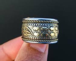 eclectic lion ring holder images Mens boho ring etsy jpg