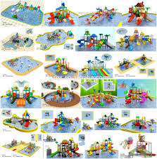 water park plyground toys backyard water park jumping water