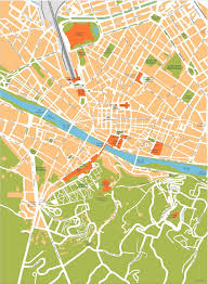 vector maps florence vector map order and florence vector map made
