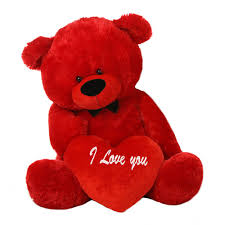 big teddy bears for valentines day 3 5 big teddy with a i you heart