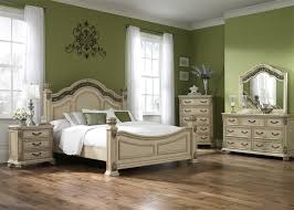 liberty furniture bedroom set estates ii poster bed 6 piece bedroom set in antique ivory finish by