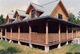 log home floor plans with pictures cabin house plans with wrap around porches