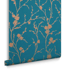turquoise stone wallpaper floral wallpaper flower u0026 cherry blossom wallpapers