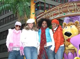 rihanna picture 4 2005 macy s thanksgiving day parade