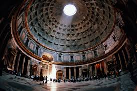 engineeringrome construction and behavior of the pantheon