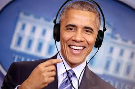 Obama Cool Clock by Spotify Wants To Hire Obama As President Of Playlists