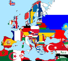 6 Flags Map Image Europe Flag Map Png Thefutureofeuropes Wiki Fandom