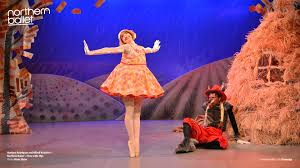 three little pigs northern ballet