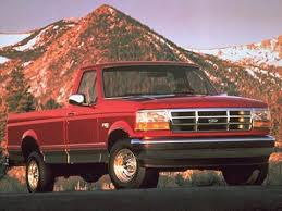 blue book used cars values 1995 ford f250 parking system 1995 ford f250 regular cab pricing ratings reviews kelley