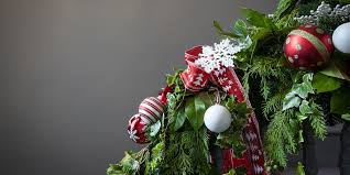 Red White Christmas Decorations by Www Avaeventstyling Com Red U0026 White Traditional Christmas Decor