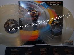 electric light orchestra out of the blue lost planet cool vinyl page