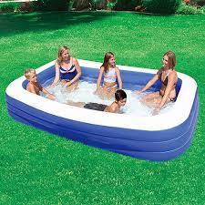 Swimming Pool Backyard Designs Triyae Com U003d Pools For Backyards Inflatable Various Design