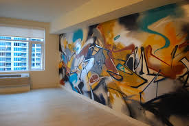 murals commission paintings vis u al interior murals at the rey