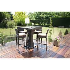 Rattan Bar Table Garden Furniture Bar Interior Design