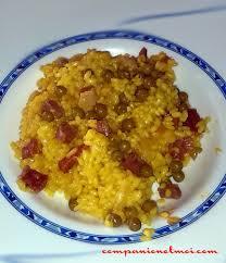 comment cuisiner du riz riz à la milanaise recette companion moulinex companionetmoi