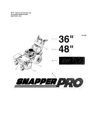snapper sw20 series mower parts model 5900700 sears partsdirect