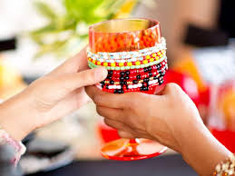 kwanza decorations how to make a kwanzaa unity cup hgtv