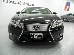 lexus 2014 2014 used lexus es 350 es350 at elite auto brokers serving