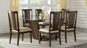 wood dining room sets wood dining room sets cherry espresso mahogany brown etc