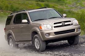 2005 toyota sequoia overview cars com
