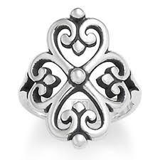 avery adorned hearts ring 50 avery jewelry avery adorned hearts ring from