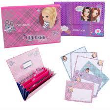 topmodel letter set with register 10 00 hamleys for topmodel