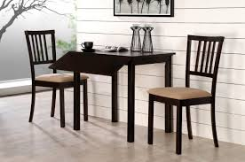 stylish 2 seater dining table and chairs in house decor