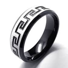 can titanium rings be engraved forever and always stainless steel black promise ring free