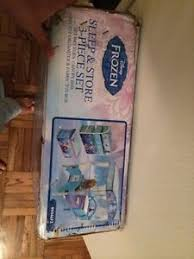 Frozen Canopy Bed Buy Disney Frozen Elsa And Toddler Bed W Canopy Organizer