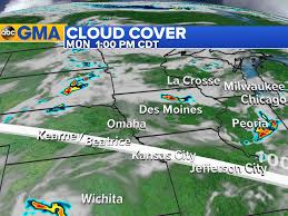 us weather map clouds total solar eclipse 2017 weather forecast for path of totality