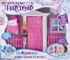 Fairy Door by Cra Z Art Opening Fairy Doors Fairy Door Play Set Luna 1 0 Kit