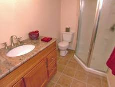 Tile Flooring For Kitchens - fresh choices in bathroom flooring hgtv