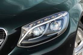 led intelligent light system the new mercedes benz s class coupe offers new levels of luxury