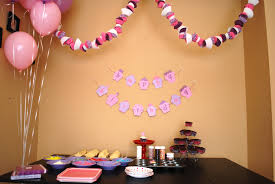 simple birthday decorations for husband inspirational home