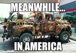 Meanwhile In America Meme - 100 crazy american memes