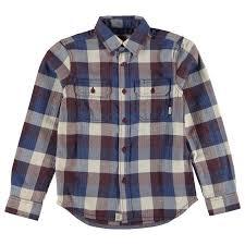 vans vans alameda shirt junior boys boys shirts