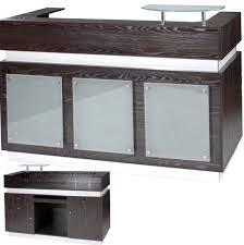 Used Salon Reception Desk Salon Reception Desk Ikea Desks Used L Shaped Reception Desk L