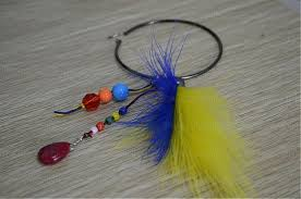 how to make feather earrings earring how to make feather earrings with